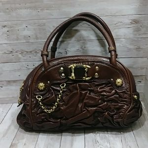 Brown Goat Leather Stachel